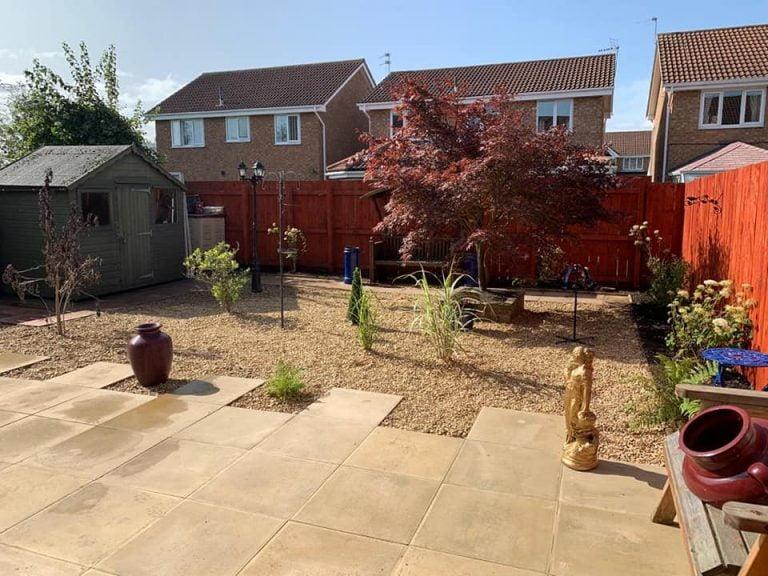 Exceptional gardening services Blaydon, Gateshead, Newcastle
