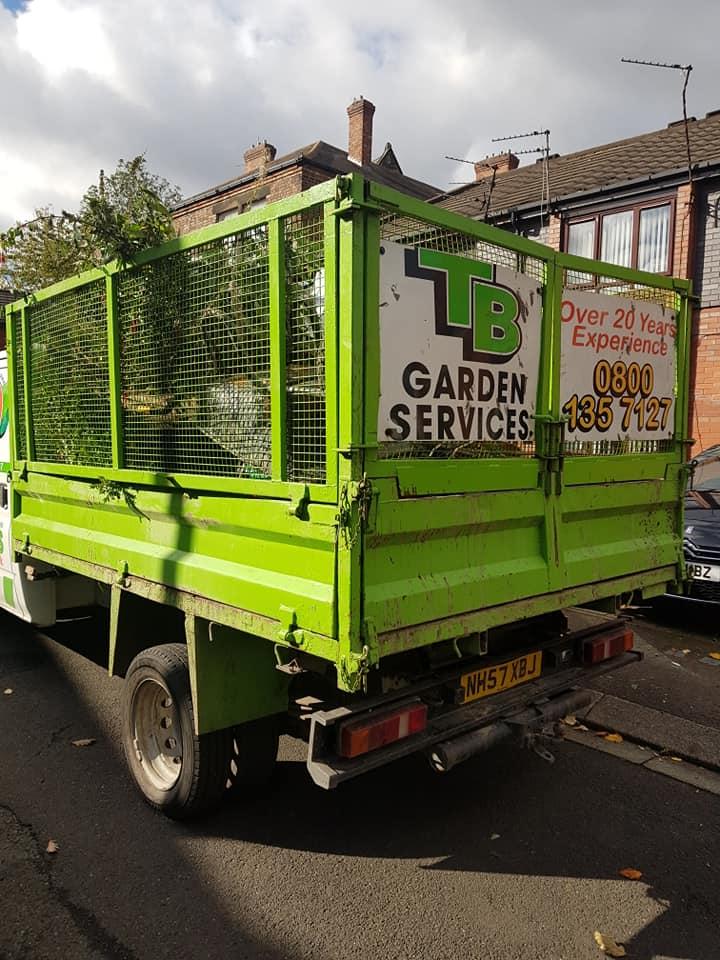 Garden Waste Removal Newcastle, Gateshead, Blaydon & surrounding areas