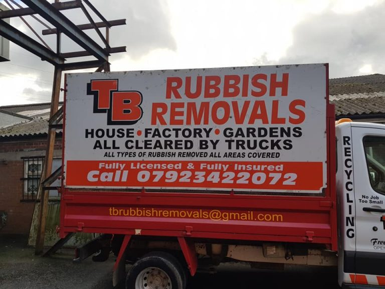 Rubbish Removals Blaydon, Gateshead, Newcastle